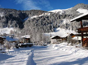 ski resort Kleinarl