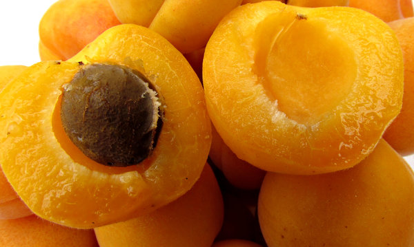 apricot orange: ripe apricots suitable for eating, cooking, jam making, canning