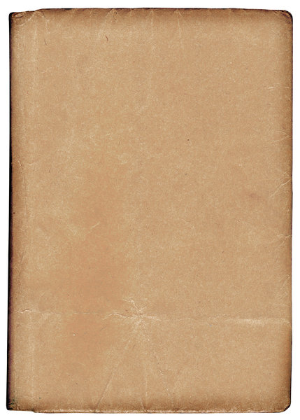 Book Cover 2: Variations on a paper book cover.