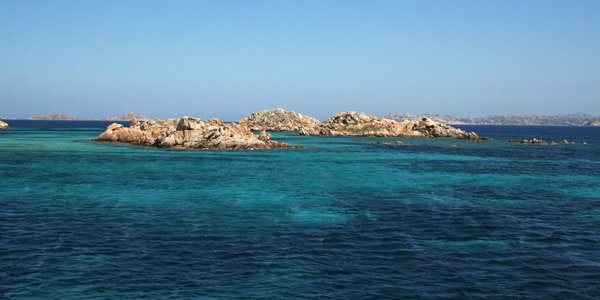 Holiday islands: The Maddalena Islands, Sardinia.