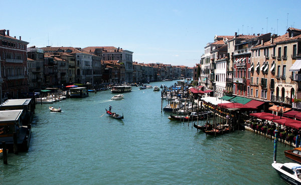 Canals of Venice 1