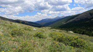 Colorado: Weston Pass, Colorado- I believe this is still within the South Park area.