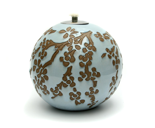 Sphere Candle: Visit http://www.vierdrie.nl