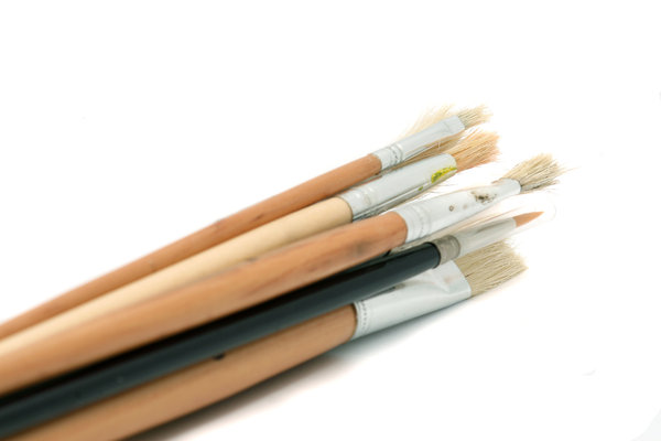 Paint-brushes: