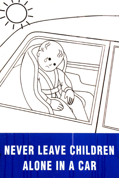 child safety warning