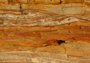layered rocks