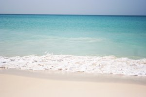 Beach: The beach, summer on Aruba