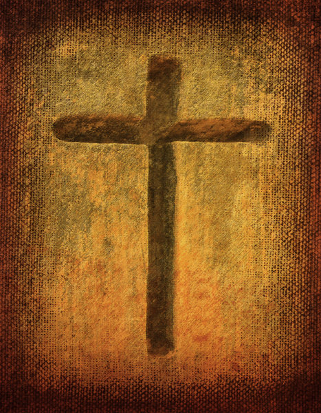 Grungy Cross 1: Variations on a grungy cross.