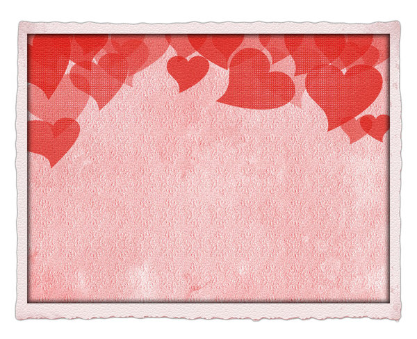 Occasion's card: Valentine's Day Card
