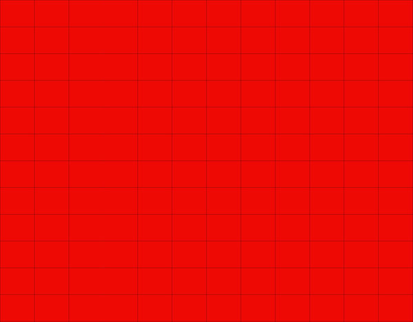 checked grid - red