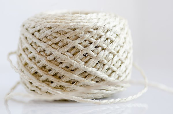 rope coil: rope on a coil