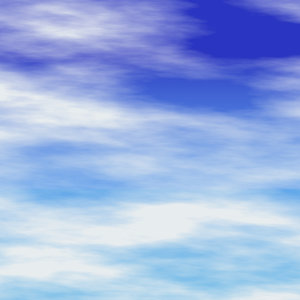Sky, Sea Background 2