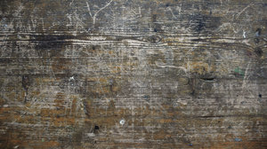 Wooden plank texture 1 - scrat: High quality, high resolution texture of old wooden plank, with scratches and stains