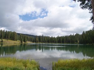 Lake at Grand Mesa National Fo