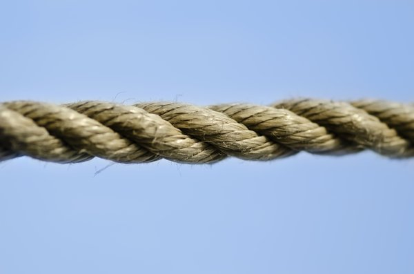 Rope in the sky