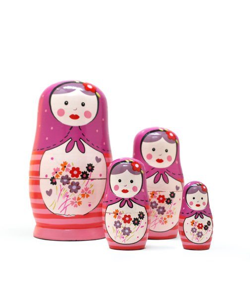 matrioska russian dolls #2