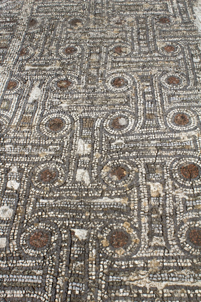 Ancient church mosaics 2