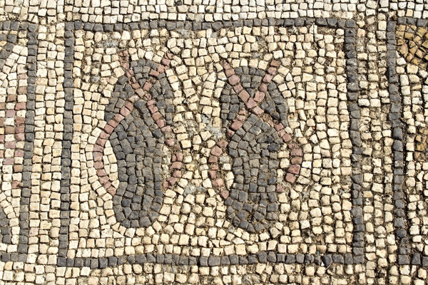 Ancient church mosaics 8