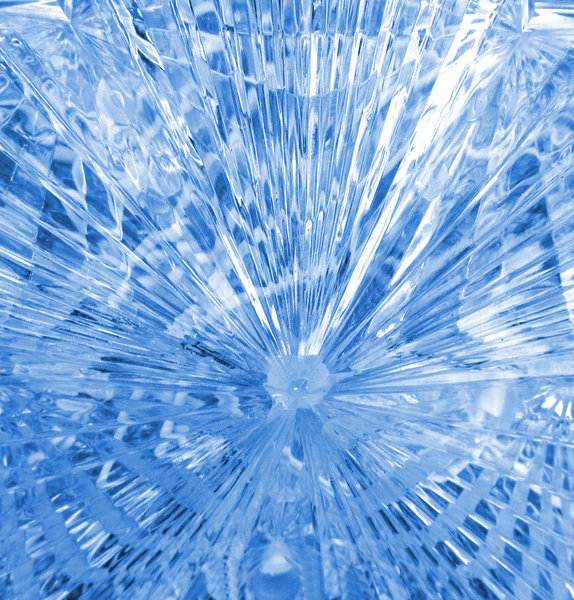 clearly blue: abstract blue and clear light textures