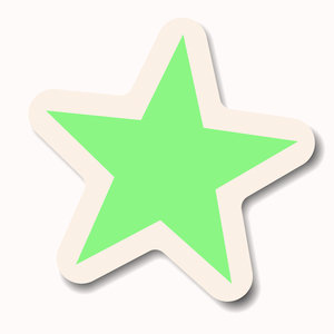Star Sticker 3