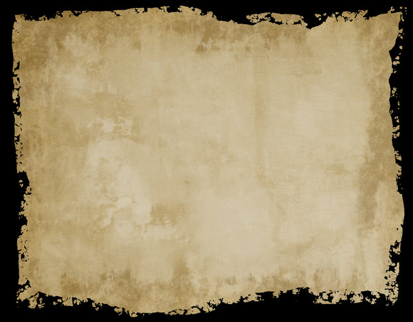 Torn Parchment 2: A grunge parchment or paper background with torn edges, in canvas colours. Black background. Perhaps you might prefer this: http://www.rgbstock.com/photo/nr87TbM/Hand+Made+Paper