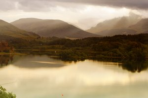 Across the Loch: Loch Awe, Scotland