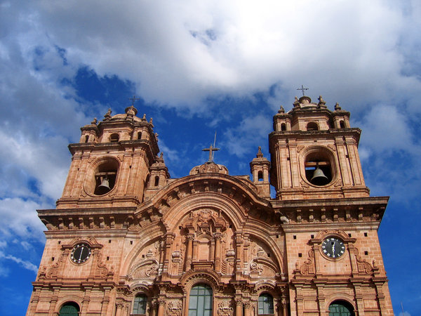 Cusco Cathedral: