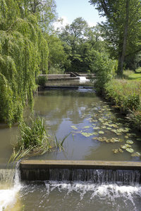 River aeration: River management in Sussex, England.