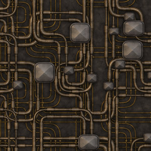 Maze of Pipes 2