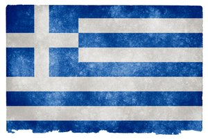 Greece Grunge Flag: Grunge textured flag of Greece on vintage paper. You can find hundreds of grunge flags on my website www.freestock.ca in the Flags & Maps category, I'm just posting a sample here because I do not want to spam rgbstock ;-p