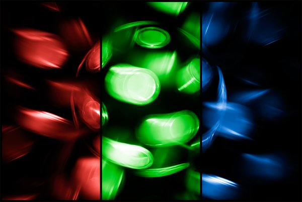 Spinning Disco Lamp RGB
