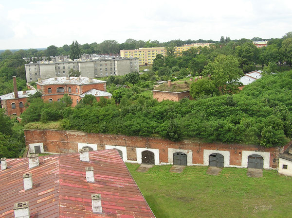 Modlin fortress area