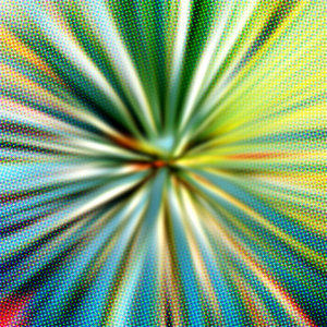 Radial Blur 3: Variations on a radial blur.