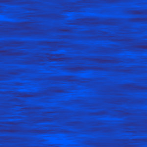 Watery Background Blue