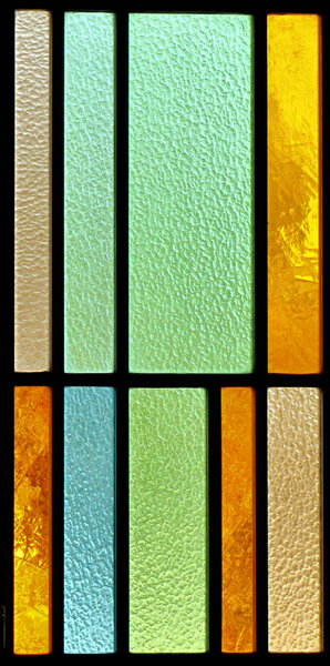 textured coloured glass4