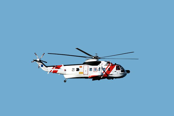 Rescue helicopter: Rescue helicopter