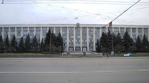 Chisinau: The Parliment