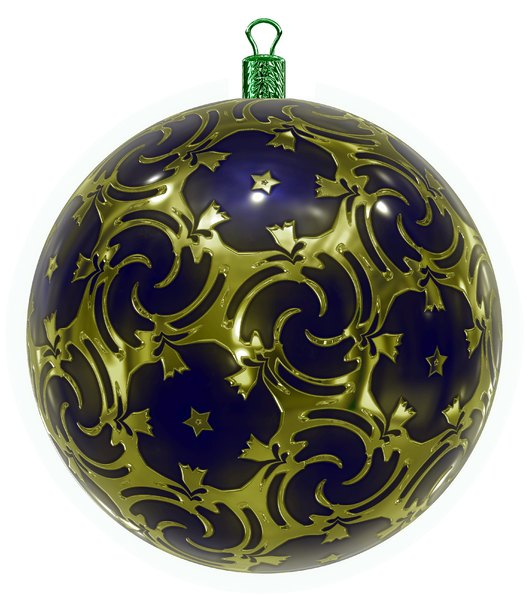 Christmas Bauble 5
