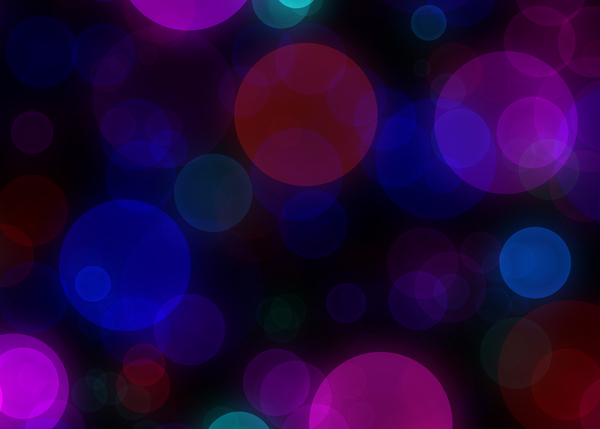 Bokeh or Blurred Lights 6