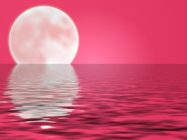 Moon and Water 3