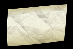 Crumpled Note Background