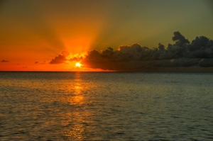 Sunrise - HDR