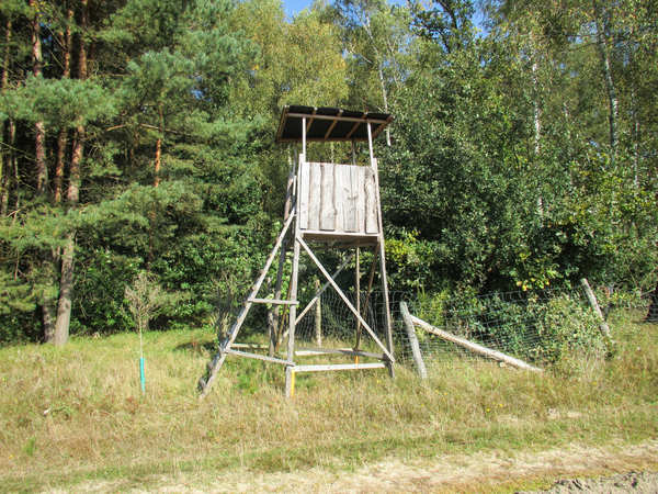 hide / high seat: hide / high seat / hunting blind