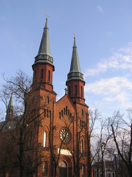 Church in Pruszków