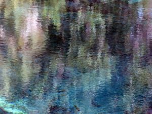 Pond Abstract: no description