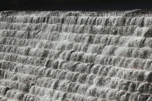 Spilt Water: It's just water over the dam