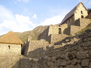 Machu Picchu - Details 2: Details of the Lost City of Machu Picchu