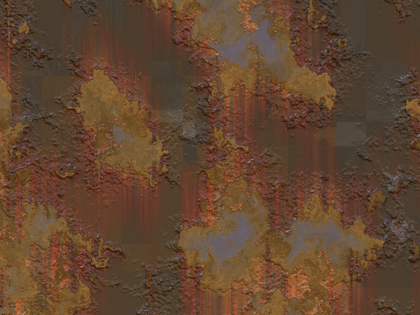 Rusted Background 4
