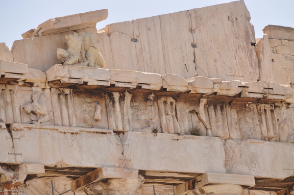 Parthenon 2: The most famous attraction of Greece in Athens