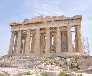 Parthenon 14: The most famous attraction of Greece in Athens